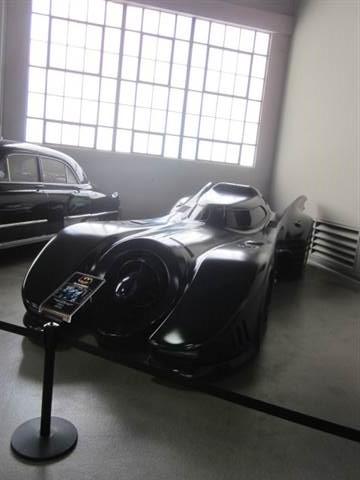 バッドマンの車 201410