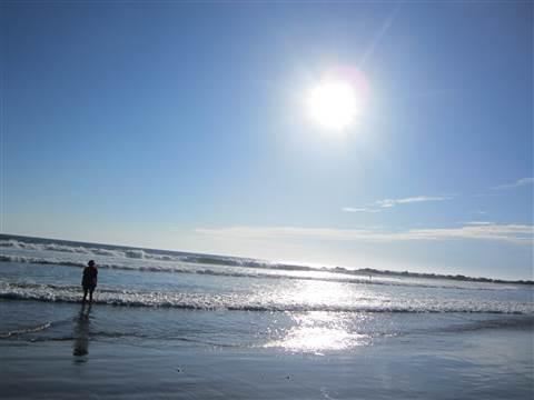 Santa MonicaBeach201409