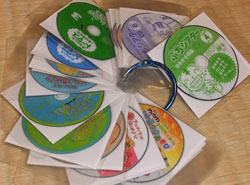 DVDカード