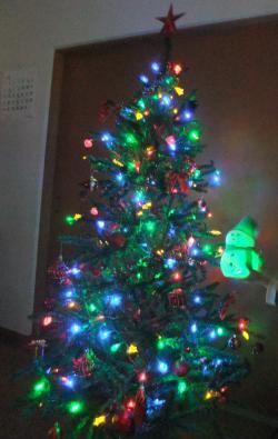 そうた一家のクリスマスツリー♪