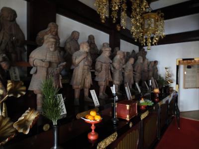 赤穂浪士像(プログラムオート)