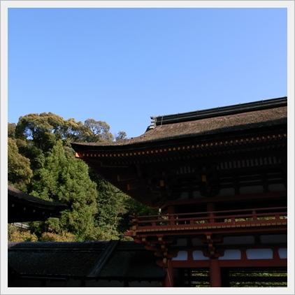 上賀茂神社です