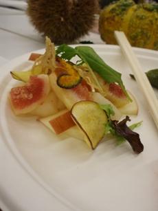 イチジクのサラダ2
