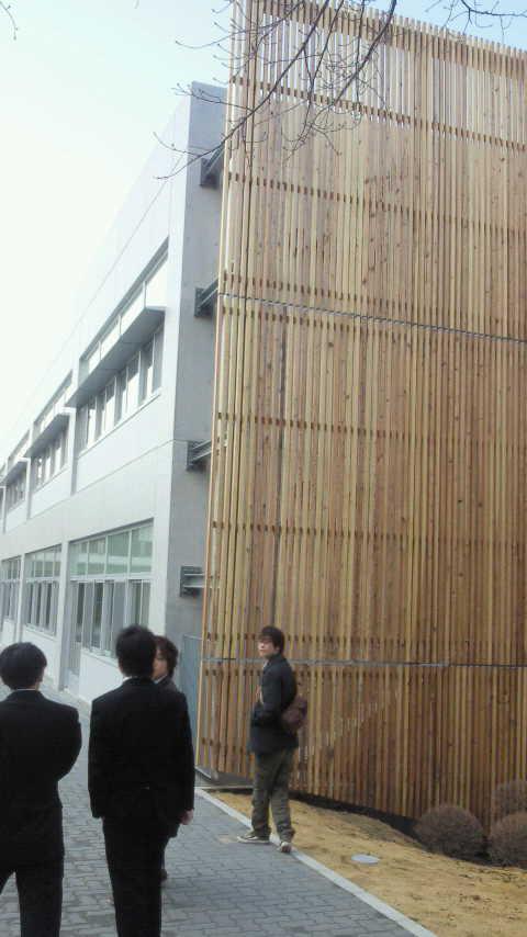 麗澤新校舎
