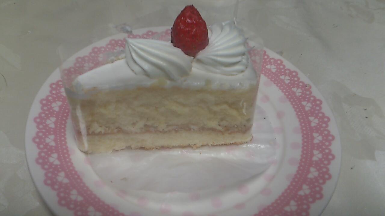 かしわのケーキ