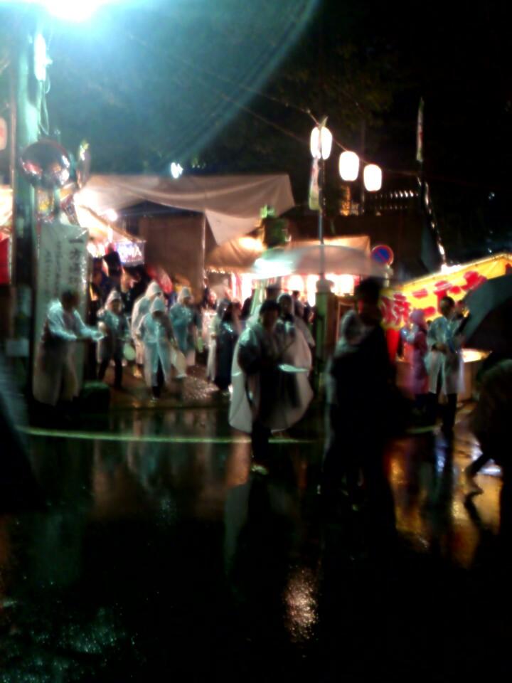 大雨祭り2