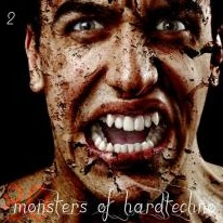 80 MONSTERS OF HARDTECHNO 2