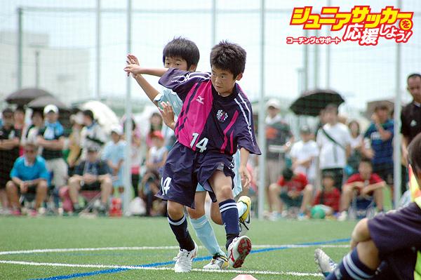 第35回全日本少年サッカー大会 大阪府予選4