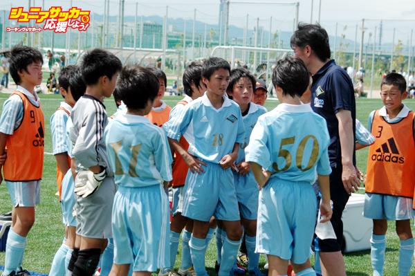 第35回全日本少年サッカー大会 大阪府予選5