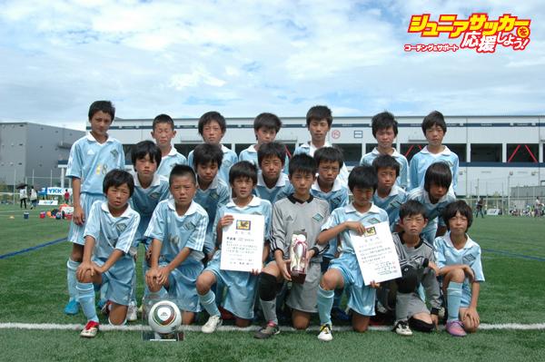 第35回全日本少年サッカー大会 大阪府予選8