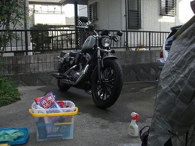 s-15:10洗車