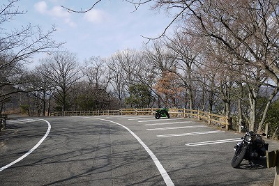 s-12:56筆景山駐車場