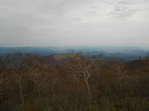 17霧降高原眺望
