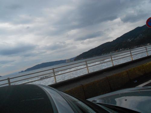 ②海沿いR135