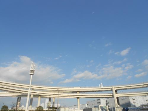 ⑪大黒P3touch the sky