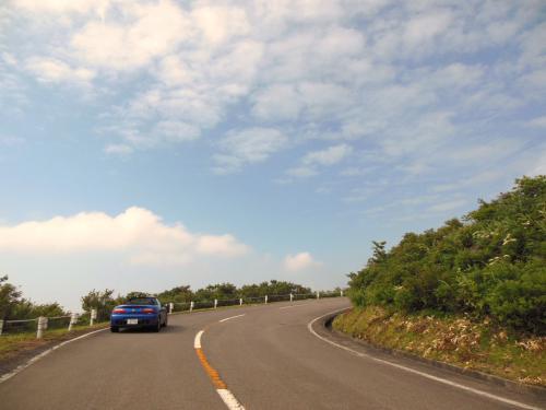 ⑫鳥海山1