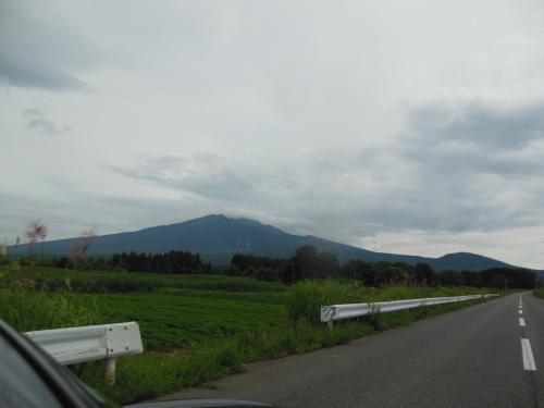 ⑪岩木山1