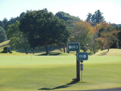②ゴルフ場1