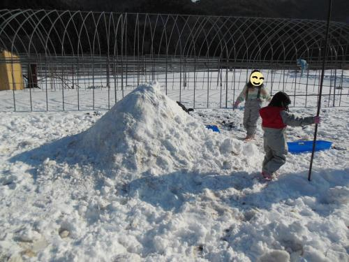 3雪遊び2
