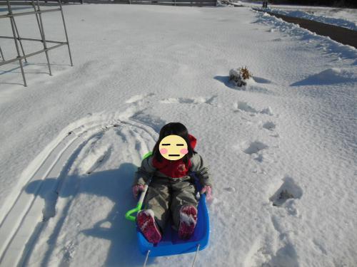 3雪遊び3
