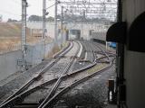 旧線と新線の境界