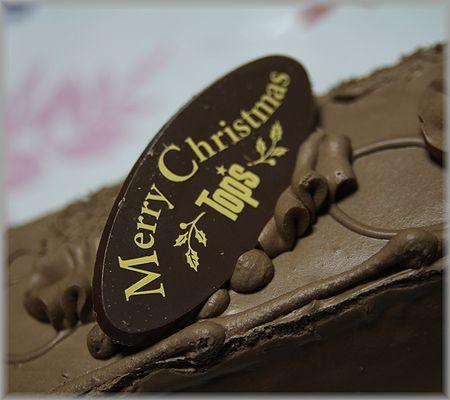 2010.12.24 ケーキ