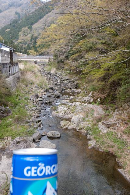 r429面河ダム面河峡