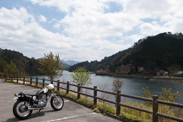 r429面河ダム