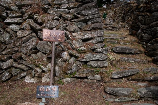 銅山峰1294