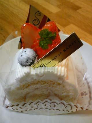 ママ用のケーキ