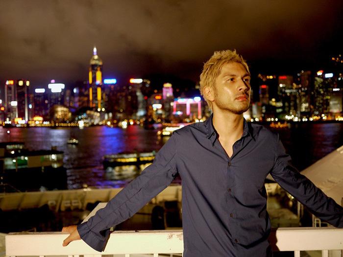 平井堅 香港