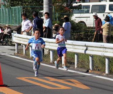 ふれあいマラソン