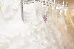 5白ドレス