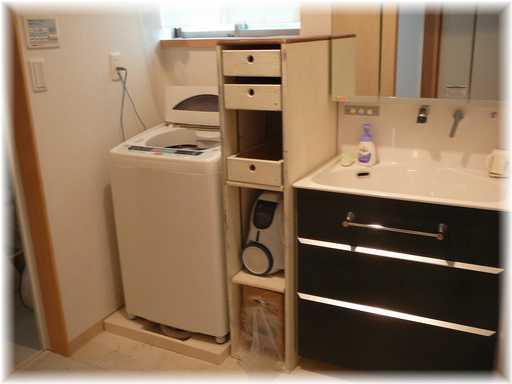 201200715実家洗面所棚