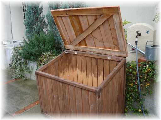 20121125屋外ゴミ箱修理4