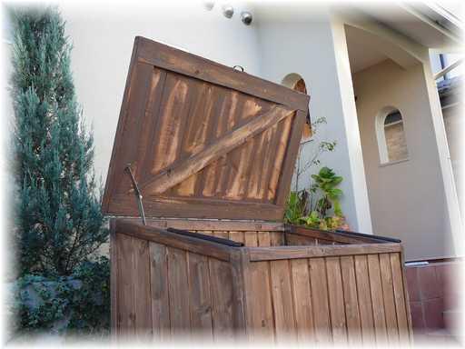 20121125屋外ゴミ箱修理9