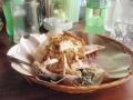 ㉕昼食豚の丸焼き