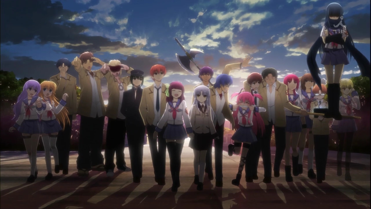 Angel Beats! 第13話