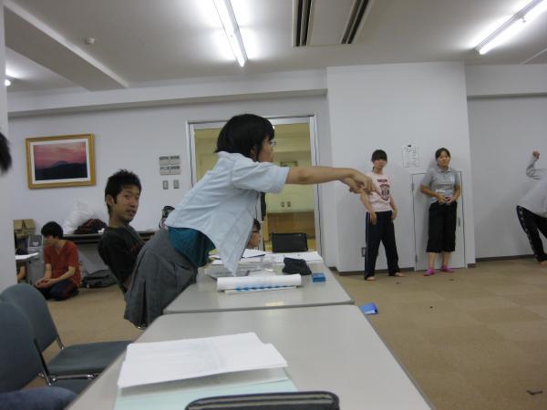 舞監と演出