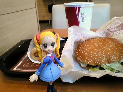 バーガーキング食べ放題 001