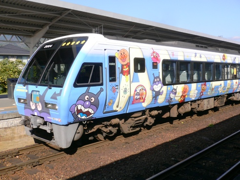 アンパンマン列車