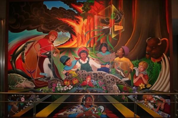 デンバー壁画