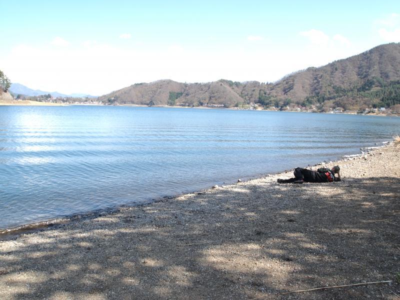 河口湖 7