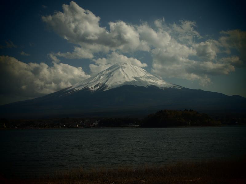 河口湖 12