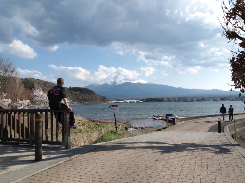 河口湖 17