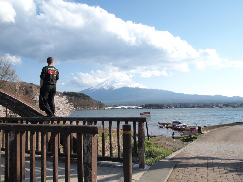 河口湖  22