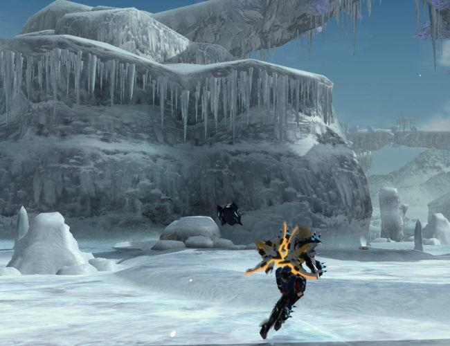 冒険!氷の大地!1