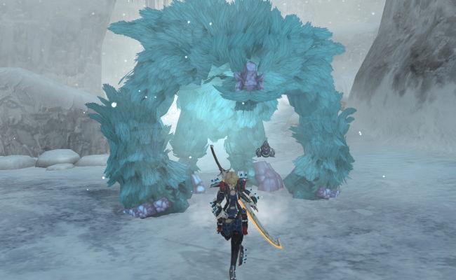 冒険!氷の大地!4