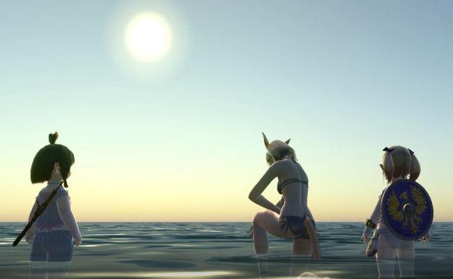 夏!水着!リゾート島のボスラッシュ!7
