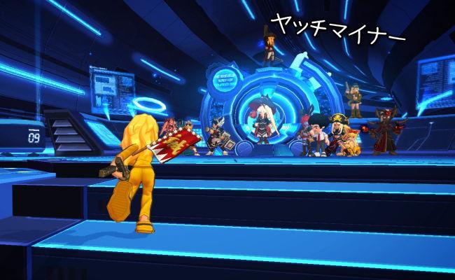 黄色ジャージ5